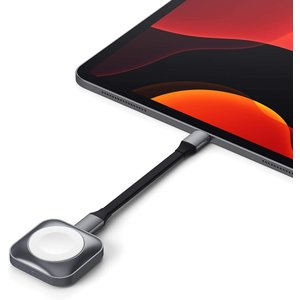 Satechi USB-C 10W 延長 充電ケーブル (12.7cm) ? データまたはビデオには...