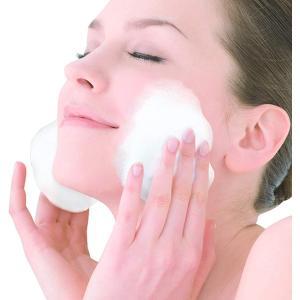 小久保工業所 洗顔用 泡立てネット ホイップ洗顔 洗顔ネット (洗顔・壁掛け用リング付き) クリーミーな泡立ち hazime-buppan