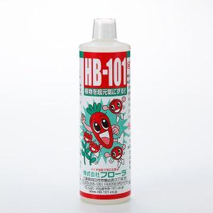 【送料無料】【メーカー直販】天然植物活力液 HB-101  500cc