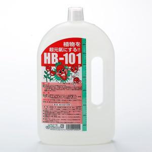 【送料無料】【メーカー直販】天然植物活力液 HB-101  1リットル