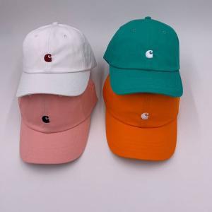 04f5051f1ed Carhartt WIP   カーハート   MADISON LOGO CAP   カーハート マディソン ロゴ キャップ 帽子 4色帽子 男女兼用  調節可能