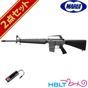 バッテリーセット 東京マルイ M16A1 ベトナムバージョン 電動ガン|hblt