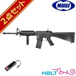 バッテリーセット 東京マルイ ナイツ SR-16 M4カービン 電動ガン|hblt