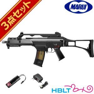 フルセット 東京マルイ H&K G36C スタンダード電動ガン バッテリー 充電器セット|hblt