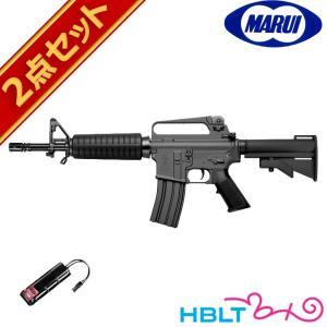 バッテリーセット 東京マルイ コルト M733 コマンド 電動ガン|hblt