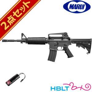バッテリーセット 東京マルイ M4A1カービン 電動ガン|hblt