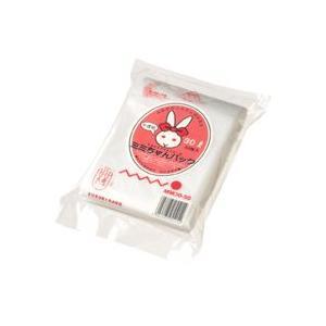 まとめ買い《スズキカコウ》 MM30-50 ミミちゃんパック ゴミ袋 半透明 30L 500×700mm 50枚×20|hbsshop
