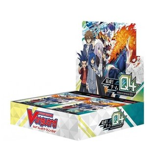 カードファイト!! ヴァンガードV ブースターパック第1弾 結成!チームQ4 VG-V-BT01 BOX|hbst-store