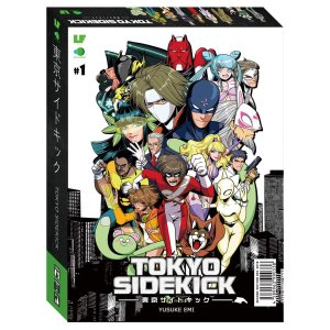 東京サイドキック #1第二版|hbst-store