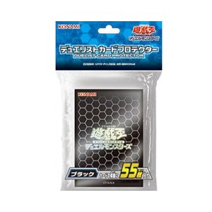 遊戯王OCG デュエリストカードプロテクター ブラック|hbst-store