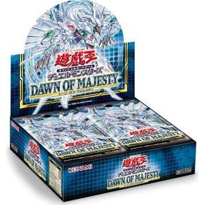 コナミ 遊戯王OCG デュエルモンスターズ ドーン・オブ・マジェスティ(初回生産版) BOX