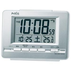 SEIKO / 電波置時計 NR535Wの関連商品3