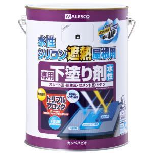 水性シリコン遮熱屋根用 専用下塗り剤 3L