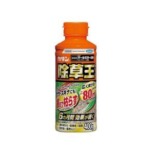 ・「カダン除草王シリーズ オールキラー粒剤 400g」は、手軽にまける粒タイプの除草剤です。約6ヶ月...