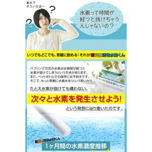 水素水生成スティック 新元祖 活性水素くん|hc7|03