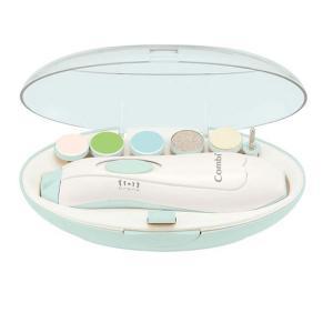 Combi(コンビ) ベビーレーベル ネイルケアセット レーベルアイスミント(BL)