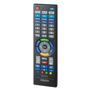 ELPA(エルパ) マルチリモコンプラス 学習機能付 RC-TV007UDL 1746900 hc7