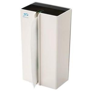 縦型ペーパータオルホルダー 壁掛・卓上タイプ PTH200  ホワイト|hc7