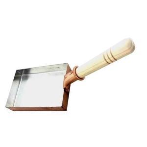 中村銅器製作所 銅製 卵焼き鍋 長形13×18cm|hc7