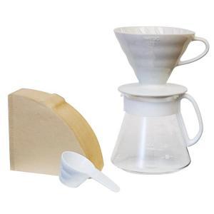 HARIO(ハリオ) V60 CERAMIC DRIPPER 02 SET 有田焼 セラミックドリッ...