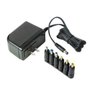 ELPA(エルパ) AC-DCマルチアダプター 12V ACD-120S|hc7