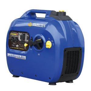 正弦波 インバーター発電機 ING2500i 定格出力2000ワット 連続運転15時間 hc7