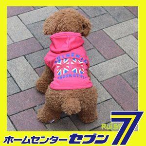 ユニオンジャック89パーカー/レッド(XS〜XLサイズ) ドッグウェア (ra13005b) RUISPET ルイスペット [犬 犬用品 犬 服 犬の服 ドッグウェア]|hc7