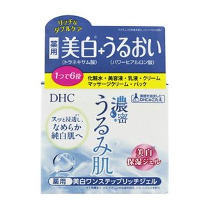 DHC 濃密うるみ肌 薬用美白ワンステップリッチジェル 120g  DHC ディーエイチシー オールインワン 美白ジェル コスメ 化粧品|hc7