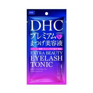 DHC エクストラビューティ アイラッシュトニック 6.5ml  ディーエイチシー プレミアムまつげ美容液 エクステの上からもOK まつ毛 睫毛 hc7