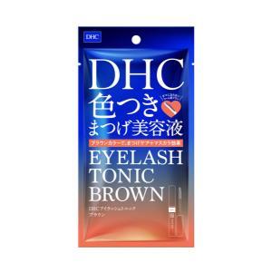 DHC アイラッシュトニック ブラウン 6g  ディーエイチシー 色つき まつげ用美容液 マスカラ まつ毛 睫毛 hc7
