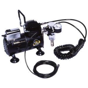 エアブラシ用コンプレッサ IS-800 アネスト岩田キャンベル [電動工具 エアーツール] hc7