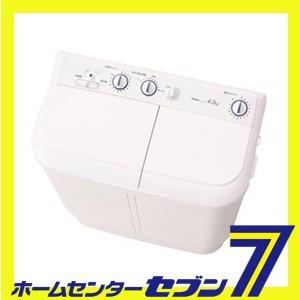 4.0kg 二槽式洗濯機 ホワイト JW-W40E-W ハイアール [JWW40EW 洗濯機 小型 全自動 一人暮らし 生活家電 新生活 家電]