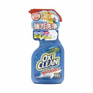 オキシクリーン マックスフォース スプレータイプ 354ml  グラフィコ 洗濯用合成洗剤 洗濯洗剤 シミぬき洗剤 部分洗剤 液体スプレー プレケア洗剤|hc7
