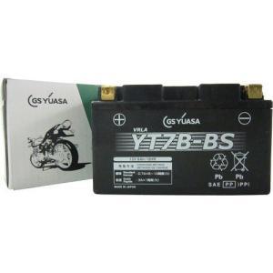 バイク用バッテリー 制御弁式 YT7B-BS ジーエス・ユアサ [YT7BBS 即用式(バッテリー液同梱) オートバイ gsユアサ]|hc7