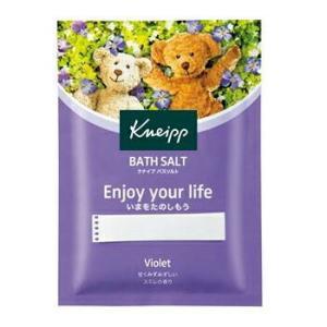 クナイプ バスソルト スミレの香り 50g 入浴剤 4580294851008