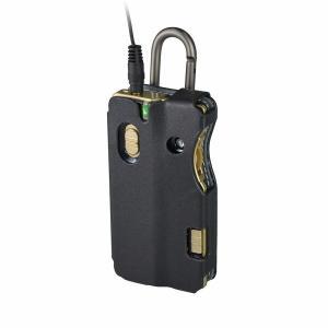 イヤリス専用キャリングケース ブラック AS-CA01(BK) ELPA エルパ [集音器 補聴器] DIY.com