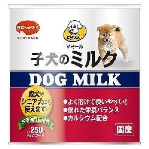 日本ペットフードNPF「ビタワンマミール」子犬のミルク 250g|hc7