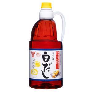 料亭の味 白だし 1.5LX8本 (1ケース販売) フンドーキン醤油 [しょうゆ 和食 出汁 調味料...