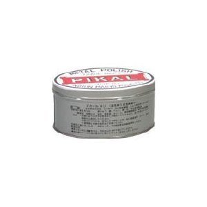ピカールネリ 250g 日本磨料 [ピカール 金属磨き 研磨 鉄製品 汚れ落とし]|hc7