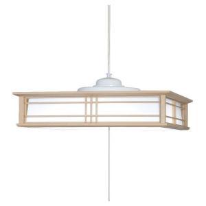 NEC LED和風ペンダントライト HCDD1250 (〜12畳) 照明器具 天井用 吊り下げ式 つりさげ 和室 エヌイーシー ホタルクス(Hotalux)