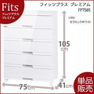 フィッツプラス プレミアム FP7505(セラミックホワイト)(天馬)(テンマ)