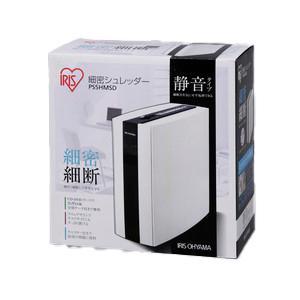 細密シュレッダー ホワイト PS5HMSD アイリスオーヤマ [PS5HMSD]|hc7