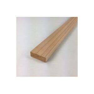 杉乾燥板材(仕上げ材) 厚み15mm×幅45mm×長さ600mm 12枚セット   加工済み材 リフォーム 建材 DIY 内装材|hc7