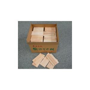 桧スノコ天板端材(箱入り) 約(100〜120)枚入   ひのき 端材 木材 檜|hc7