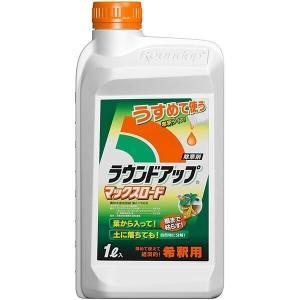 ラウンドアップマックスロード 1L 日産化学 [除草剤 農薬 除草 雑草 農業 スギナ 畑 ]|hc7