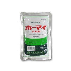 ホーマイ水和剤 100g 日本曹達 [農薬 殺虫殺菌剤 殺菌剤 殺虫剤 予防殺菌]|hc7