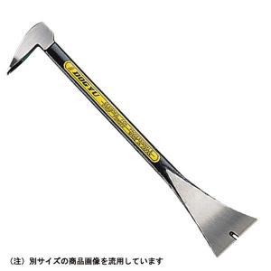 インテリア用バール V型 200mm  土牛 [工具 大工 作業 工事]|hc7