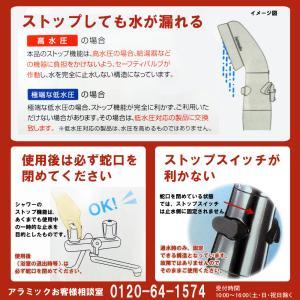 アラミック シャワーヘッド ST-X3B 節水シャワー プレミアム シルバー|hc7|16