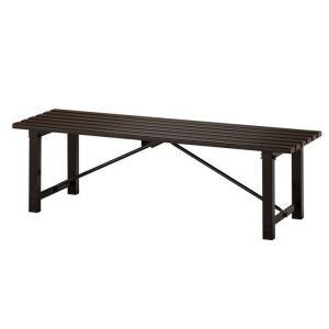 アルミ縁台 TG 2.0-1545 ブロンズカラー ハセガワ [tg1545 ベンチ 花台 テーブル 陳列台]|hc7