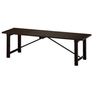 アルミ縁台 TG 2.0-1845 ブロンズカラー ハセガワ [tg1845 ベンチ 花台 テーブル 陳列台]|hc7